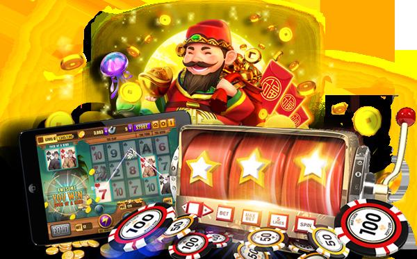เกมสล๊อต ระบบฝาก-ถอนอัตโนมัติ มีเครดิตให้ทดลองเล่น ได้เงินจริง